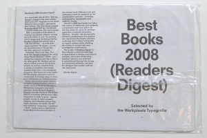 Best Books 2008 (Readers Digest)