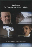 Muntadas, On Translation: Fear / Miedo