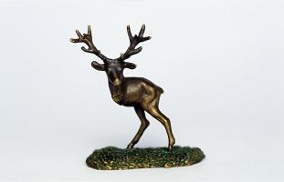 Micah Adams: DeerGlitches