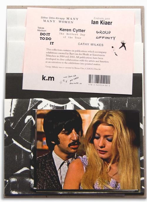 Silke Otto-Knapp, Many Many Women • Ian Kiaer, Endnote, pink • T