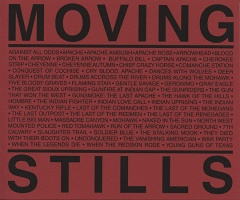 Garry Neill Kennedy: Moving Stills