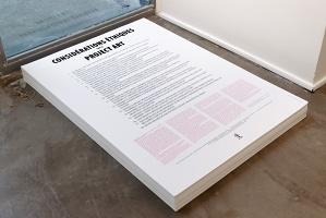 Ben Kinmont: Considérations Éthiques sur le ProjectArt