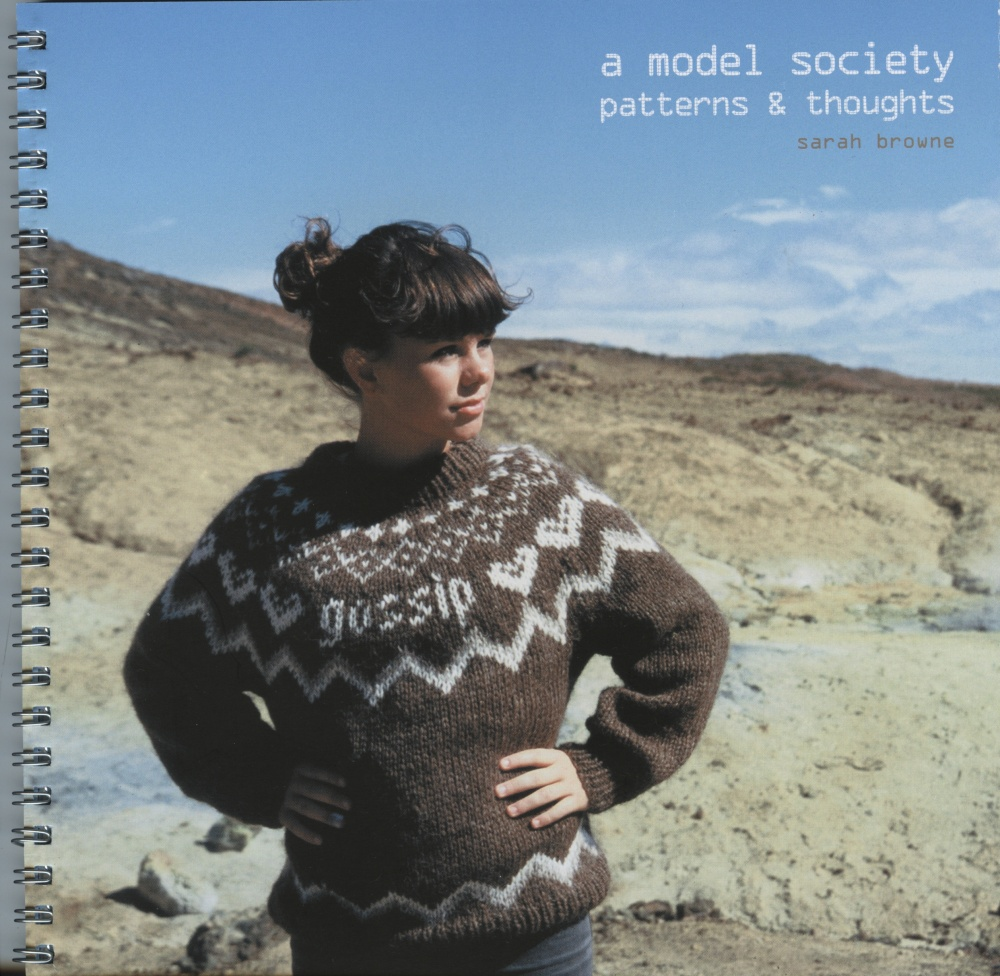 A Model Society, Patterns & Thoughts