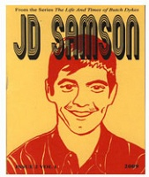 The Life and Times of Butch Dykes: JD Samson