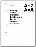 Lina Grumm: A-Z