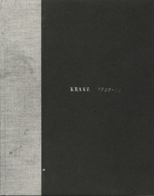 Schwarz: weiss/weiss: schwarz (black: white/white: black), 1928/