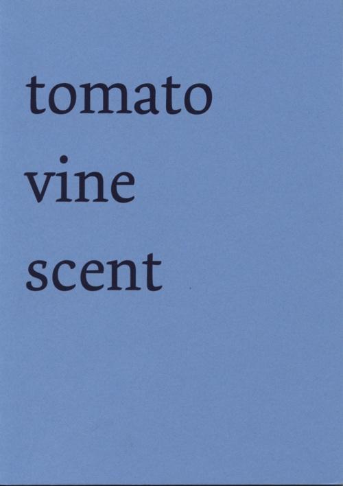 Tomato vine scent