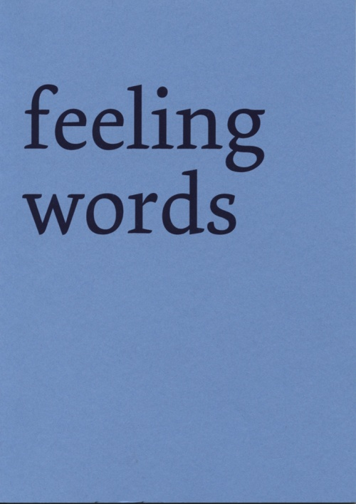 Feeling Words