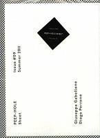 Giuseppe Gabellone and Diego Perrone: Peep-Hole Sheet #09: Giuseppe Gabellone / DiegoPerrone