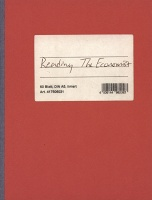 Zachary Formwalt: Reading the Economist