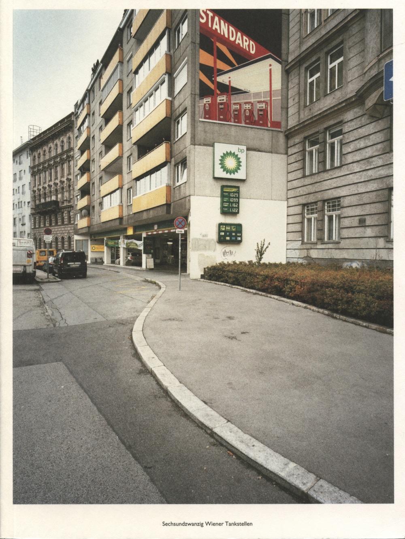 Twentysix Viennese Gasoline Stations