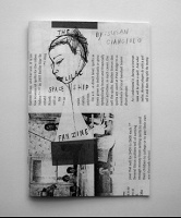 Susan Cianciolo: The Lilac Spaceship Fanzine
