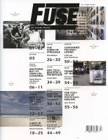 Fuse Magazine #34-4: Egypt (Fall 2011)