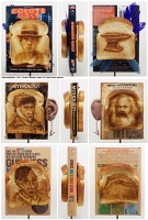 David Hockney: Artist Book Sandwiches (Beuys, van Gogh, Picasso)