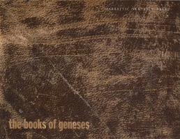 Parasitic Ventures Press : The Books of Geneses