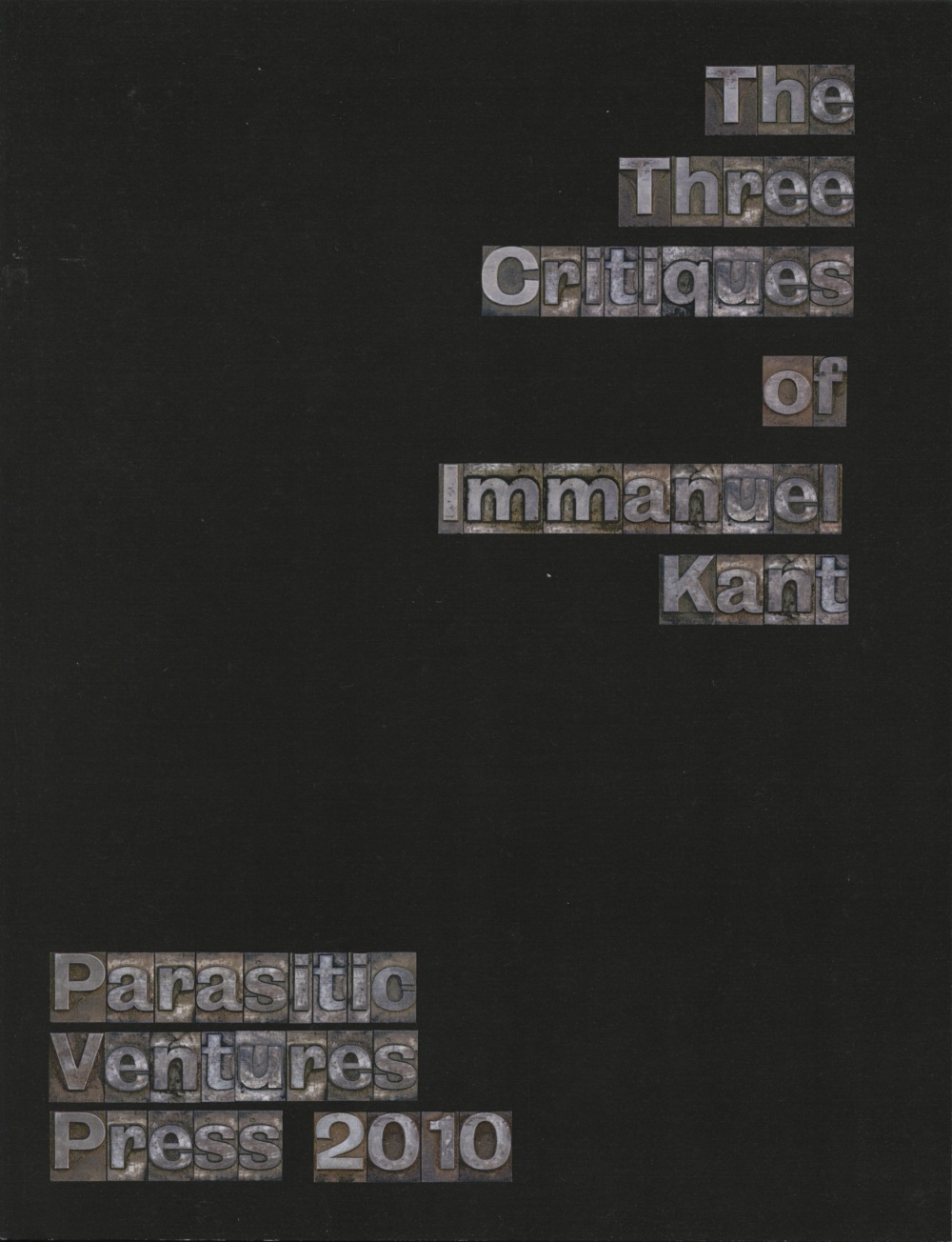 The Three Critiques of Immanuel Kant, 2nd rev. edition