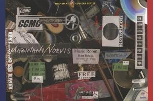 CCMC and Mani Mazinani: Open Hart Concert Series Season Poster for 2005-2006