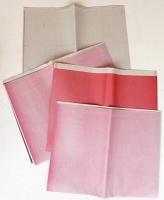 Ryan Foerster: Blank Red Black Printing PlateZine