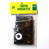 Taped Cassette