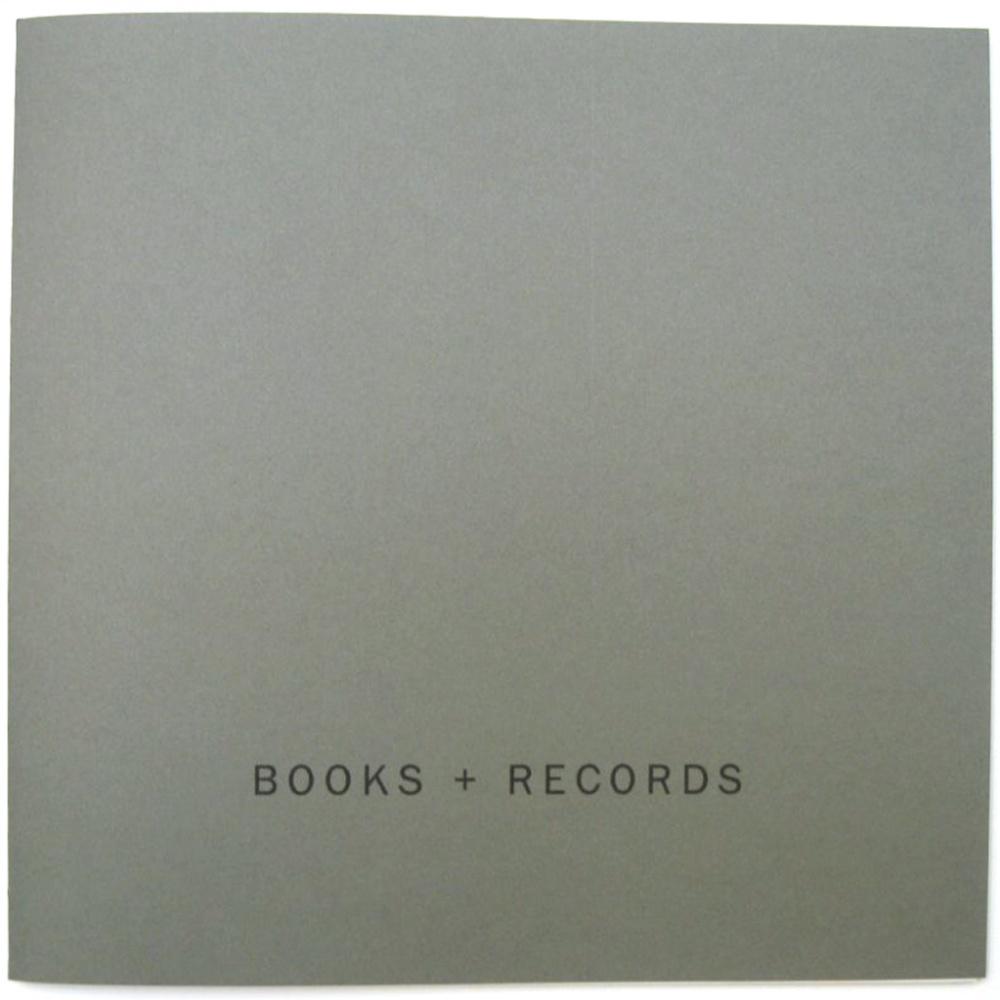 Books + Records