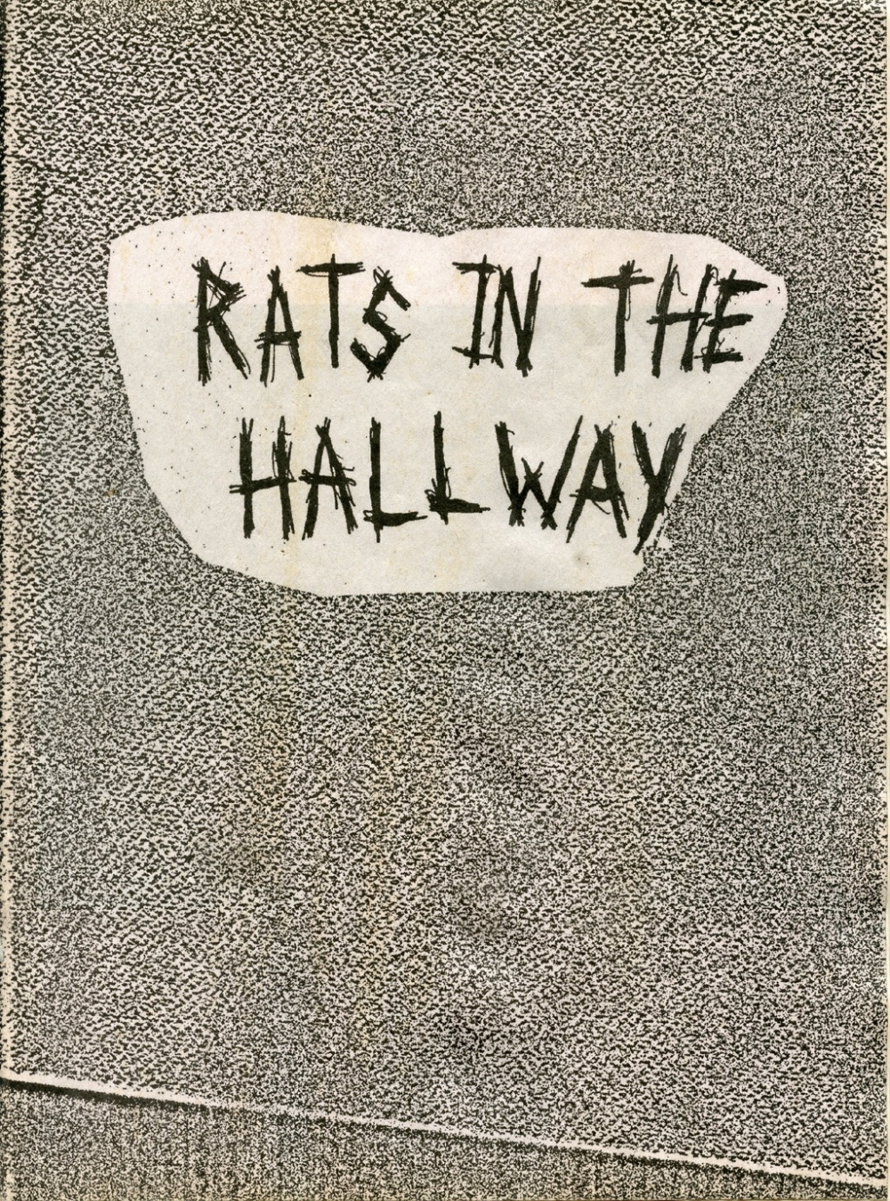 Foerster 4, Rats in the Hallway alt