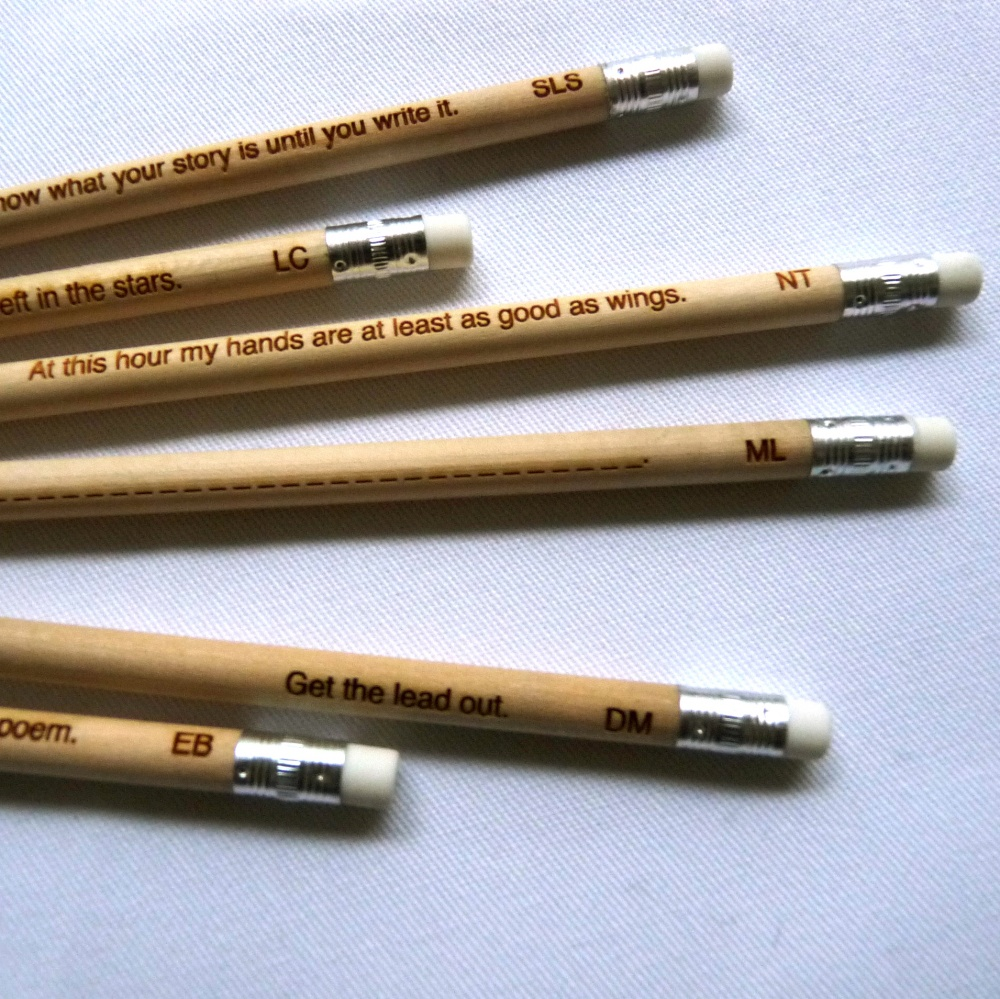 Read & Write: The Pencil Project