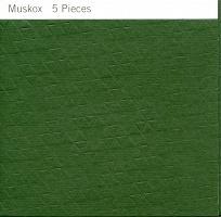 Muskox: 5Pieces