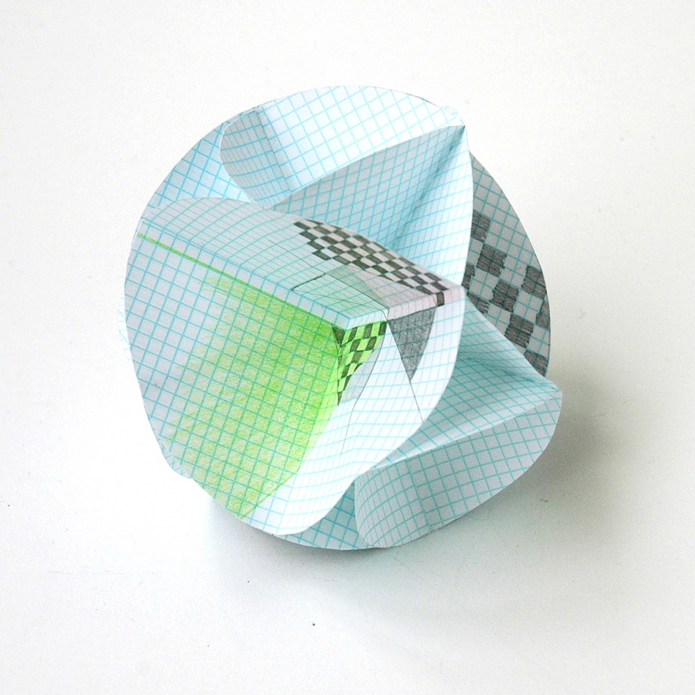 spherical polyhedron study