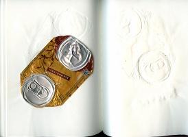 Daniel Knorr: Carte de Artiste – Cudesch d'artist