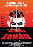 Bruce LaBruce: L.A. Zombie (retroposter)