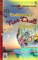 The Adventures of Nar Duell in Second Life: Pill Flower World
