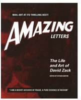 Amazing Letters: The Life and Art of David Zack
