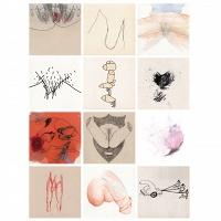 Emiko Sekiguchi, Henryk Speiss, and Andrew Waite: Bits By ArtistsPoster