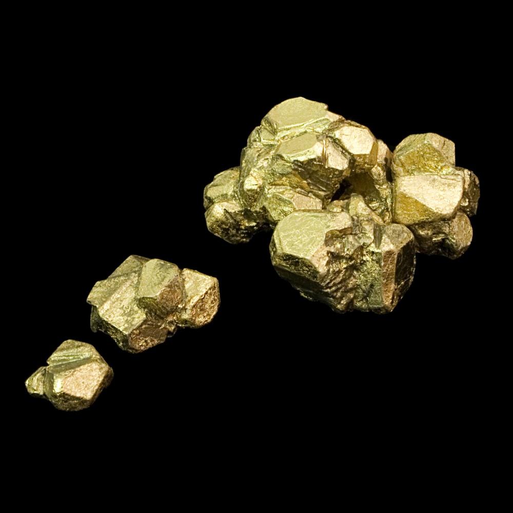22k Faux Fools Gold