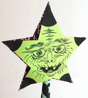 Julie Voyce: Star on Tree, 2007