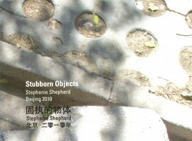 Stephanie Shepherd: Stubborn Objects, 2010