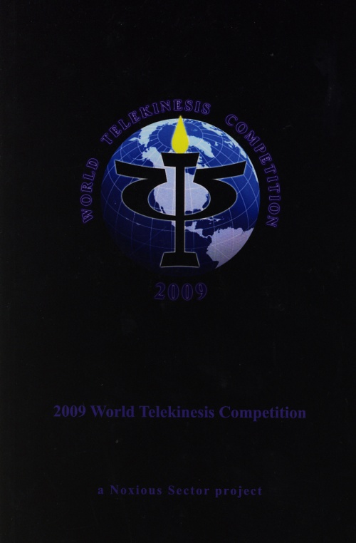 World Telekinesis Competition, 2009
