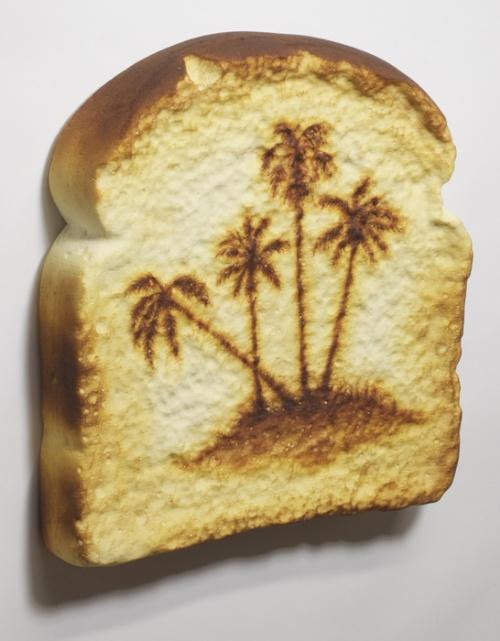 Desert Island Toast