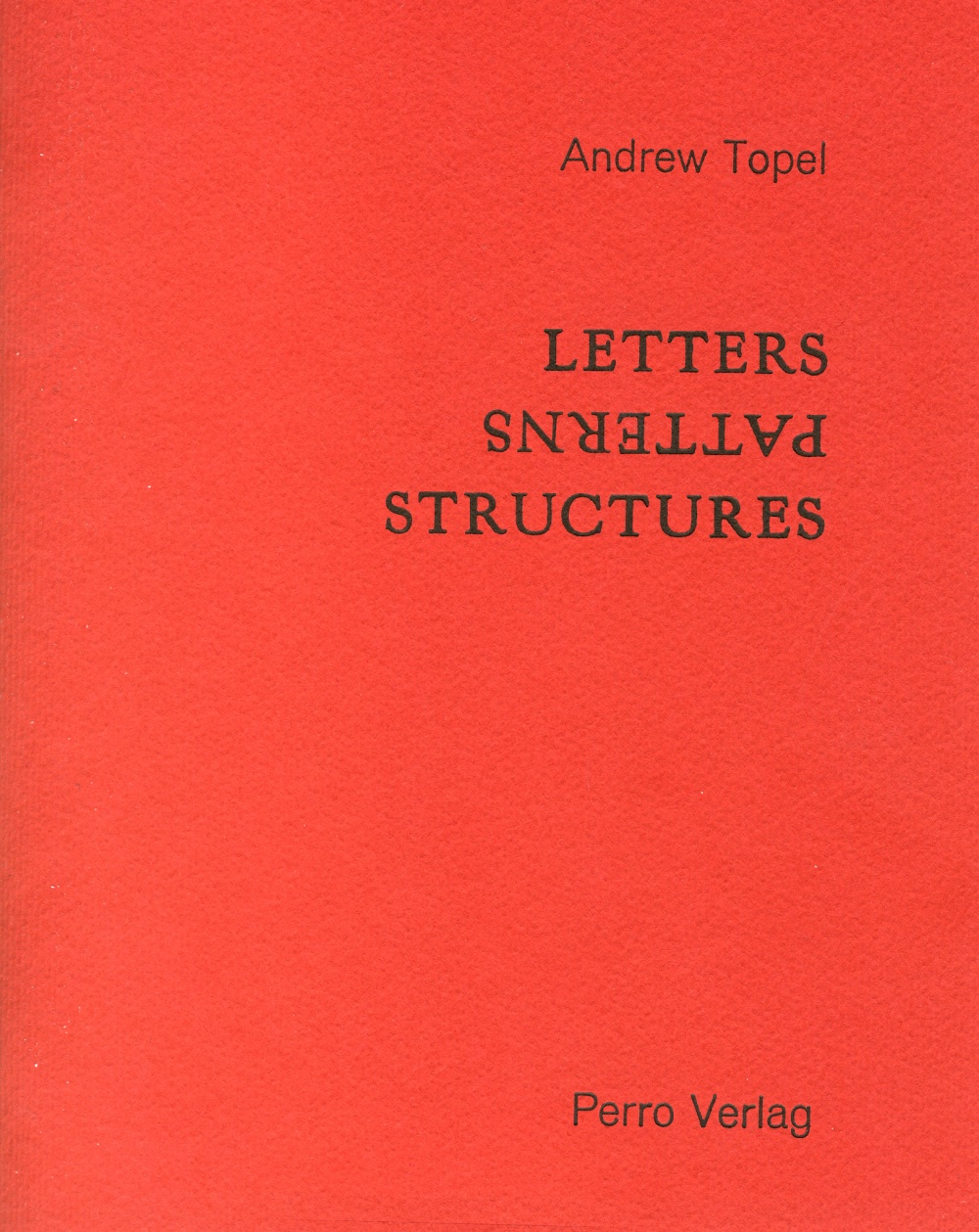 Letters Patterns Structures