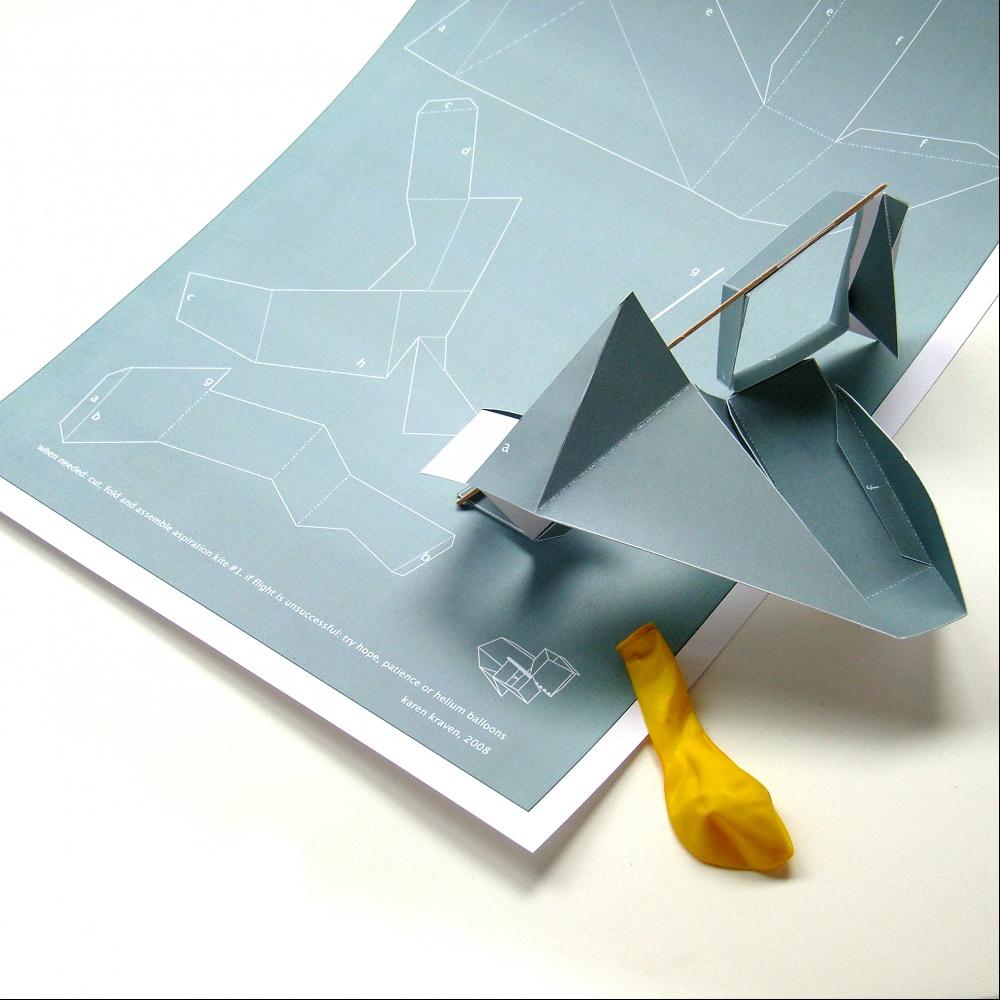 Aspiration Kite #1,