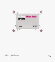 Eric Doeringer: Art Basel VIPCards