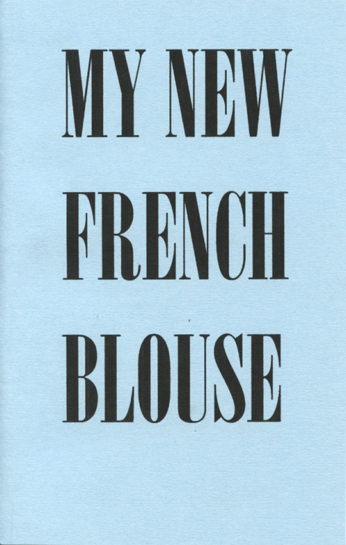 My new French Blouse - Billington, Mike