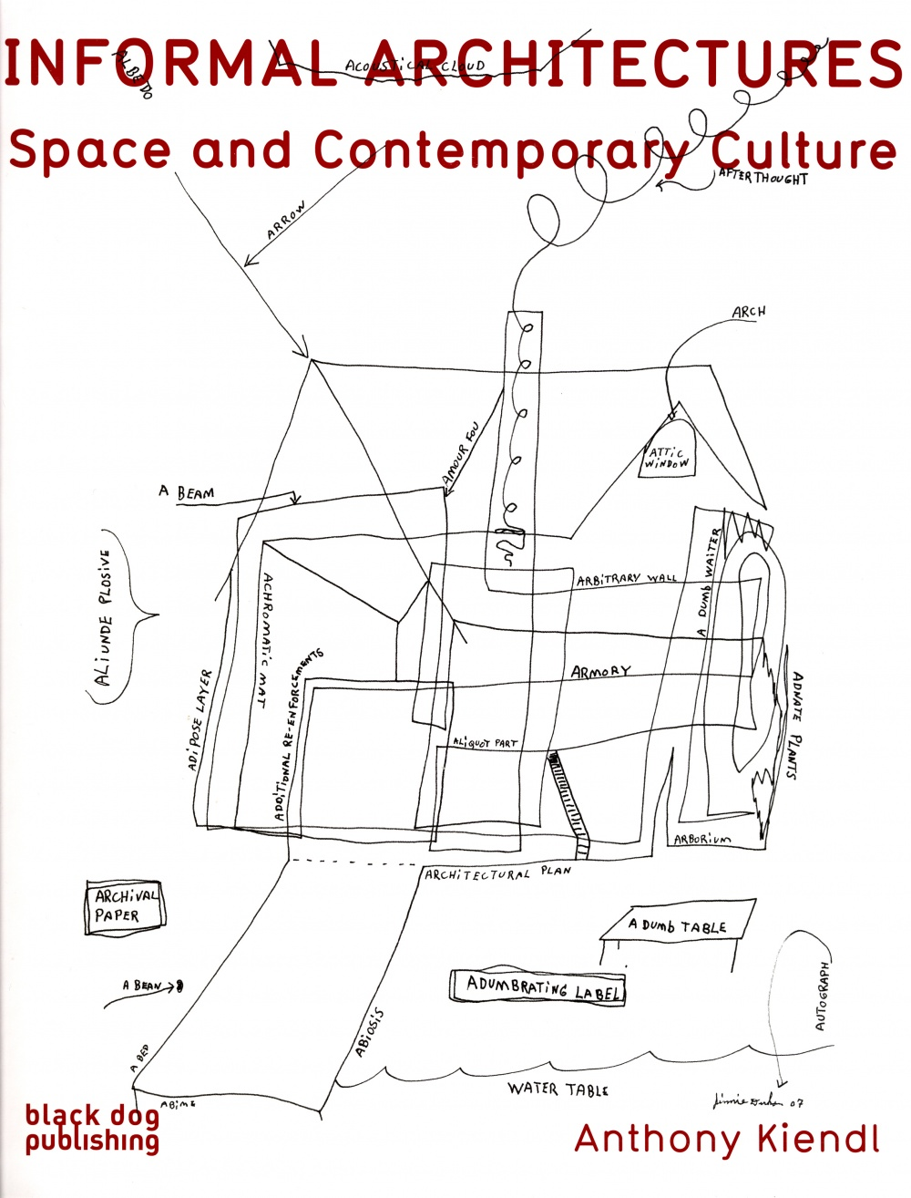 Informal Architectures: Space and Contemporary Culture