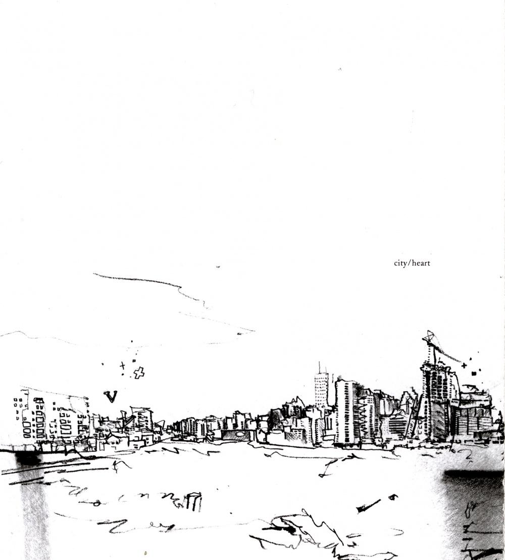 city/heart