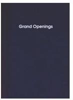 Grand OpeningsBook