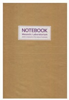 Mesostic Laboratorium (Notebook)