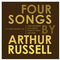 Joel Gibb, Jens Lekman, Vera November, and Taken By Trees: Four Songs by Arthur Russell