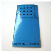 John McCracken: Sculpture 1965-69 and A SpecialInstallation