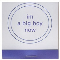 Christine Baigent: im a big boy now