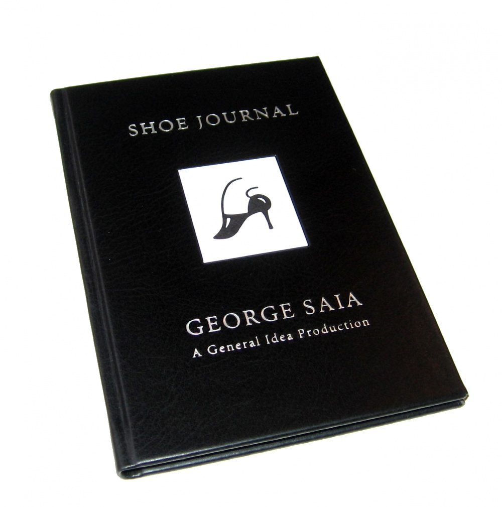 George Saia - Shoe Journal